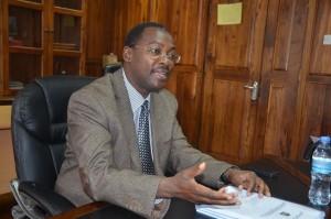Waziri wa Nchi Ofisi ya Rais, TAMISEMI, George Simbachawene