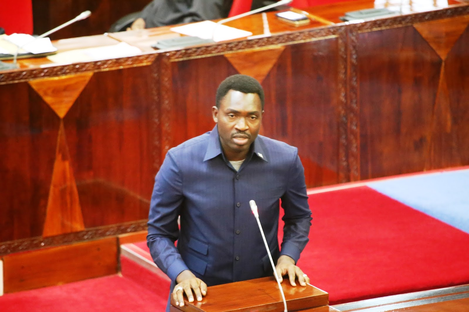 BUNGE LAMUWEKA KIKAANGONI KIGWANGALLA | Mtanzania
