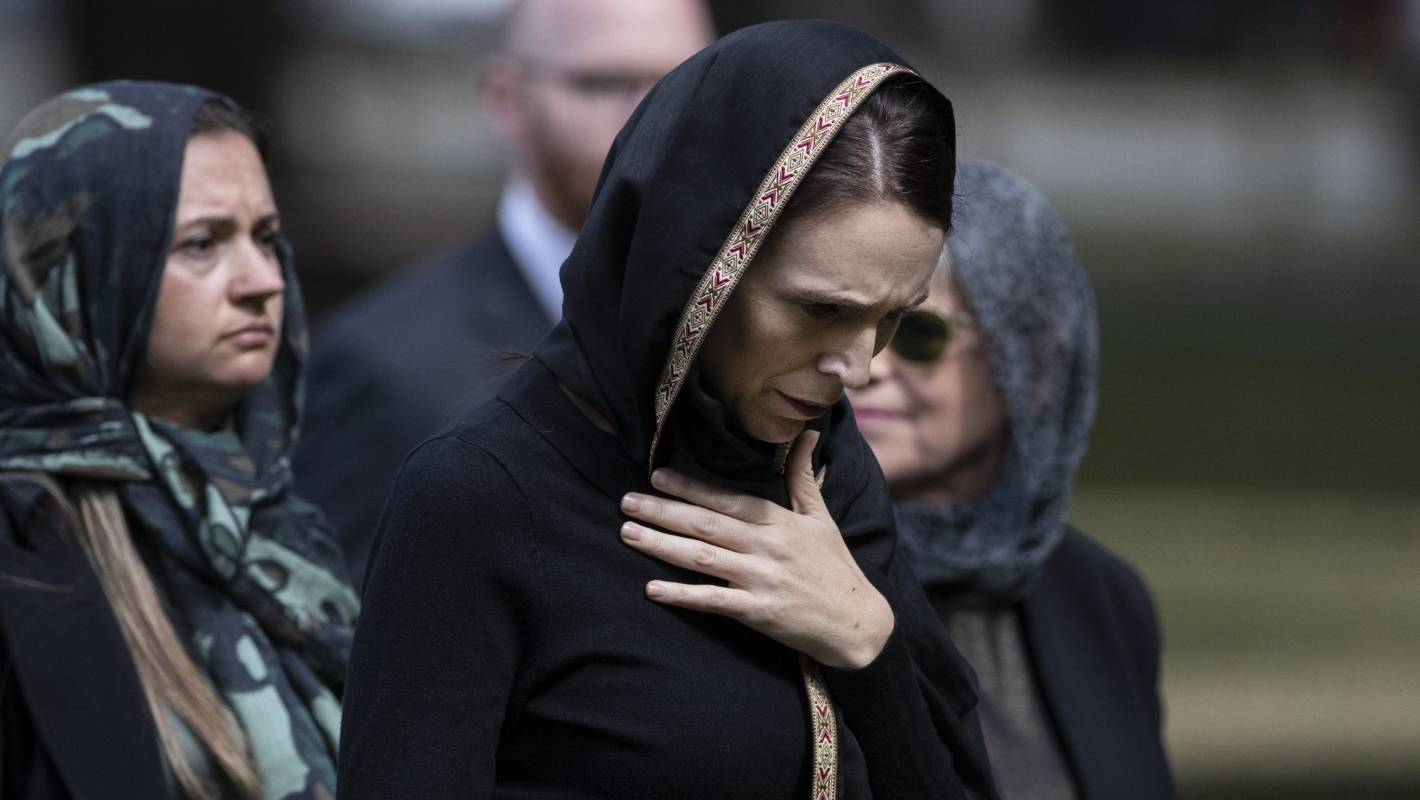 Christchurch Shooting Video Wikipedia: Waziri Mkuu Jacinta Ardern Awaliza Wananchi